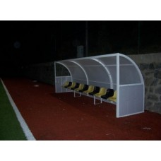 Substitute Players Booth